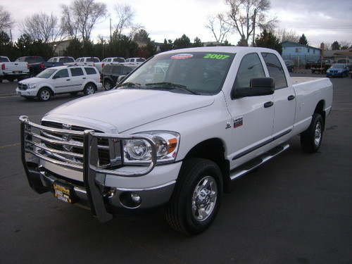 Used 2007 Dodge Ram 2500 Quad Cab Stock Number #10898C